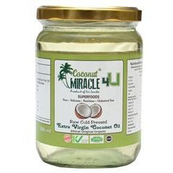 Extra Virgin Coconut Oil 456g - Green Food Direct