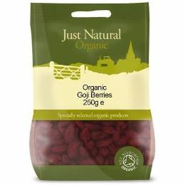 Organic Goji Berries - Green Food Direct