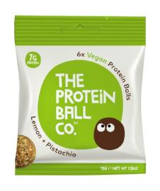 Vegan Protein balls 45g (6 balls in a package) - Green Food Direct