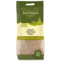 Organic Millet Grain 500g - Green Food Direct