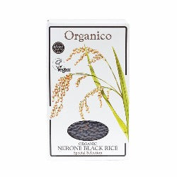 Organic Nerone (black) Rice - Wholegrain 500g - Green Food Direct