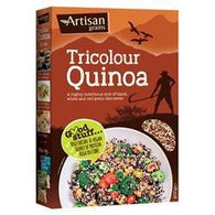 Tricolour Quinoa 200g - Green Food Direct