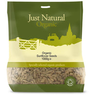 Organic Sunflower Seeds - Green Food Direct