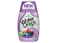 stevia, natural sweetener, water drops, sweetener, water enhancer, drink unsweetened, no calories, sugar free drink