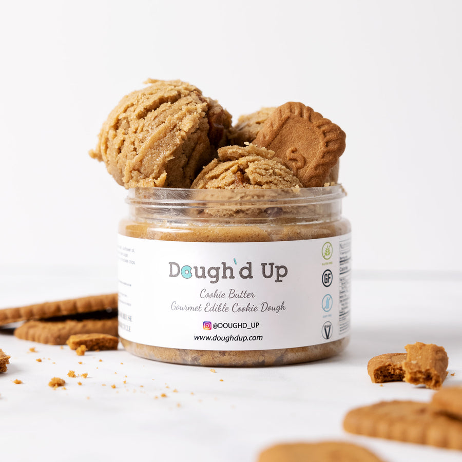 COOKIE BUTTER EDIBLE COOKIE DOUGH