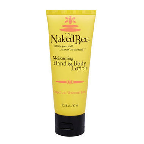 GRAPEFRUIT BLOSSOM HONEY Organic Lotion - The Naked Bee