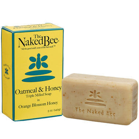 Triple Milled Bar Soap - The Naked Bee