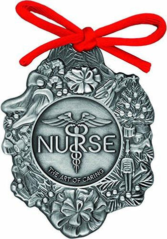 Nurse Art of Caring Christmas Holiday Ornament - The Nurse Place - 1