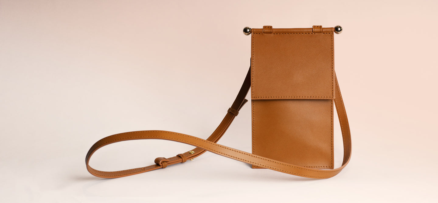 Craftsmanship at its finest - Sustainable Bags Made in Germany.