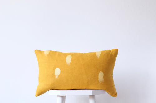 MIMOSA Brushstrokes Cushion Cover
