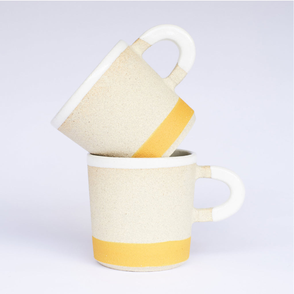 California Gold Mug