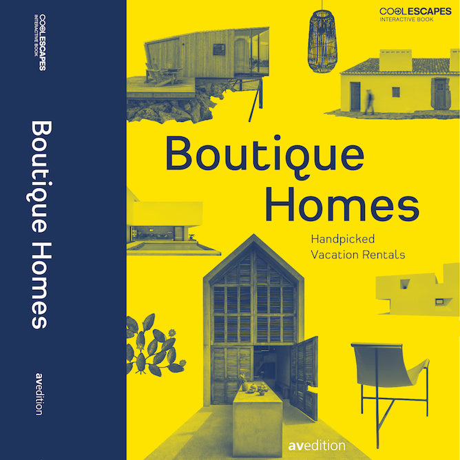 BoutiqueHomes – Handpicked Vacation Rentals Book