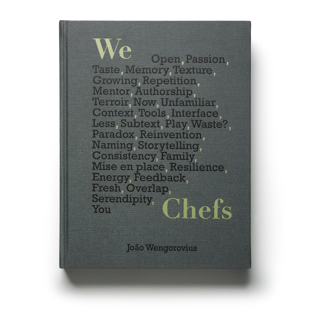 We, Chefs by João Wengorovius