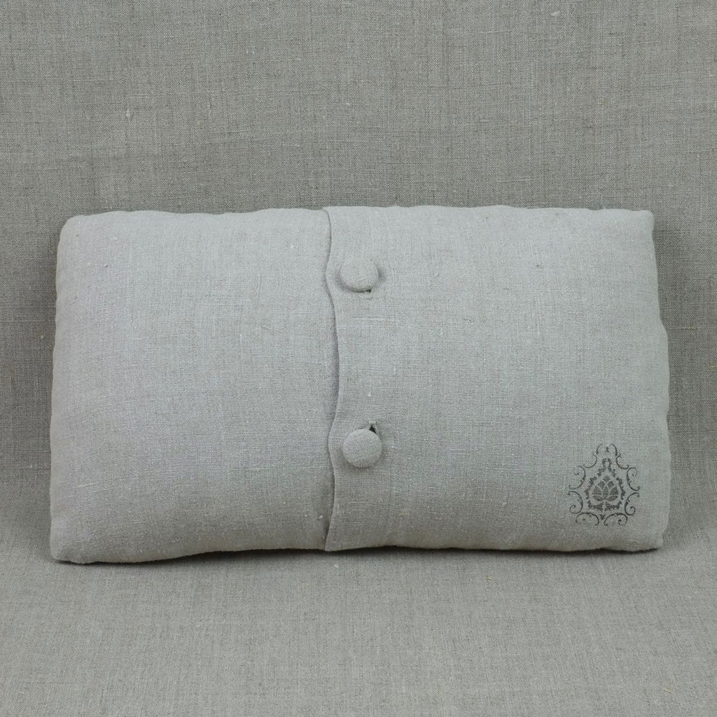 Itajime Shibori Small Cushion Cover 2