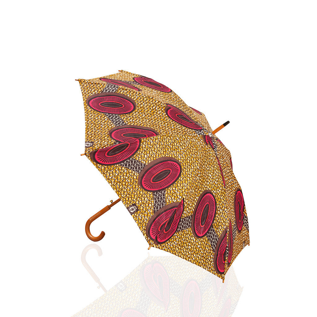South Africa Print Umbrella by Lalibella