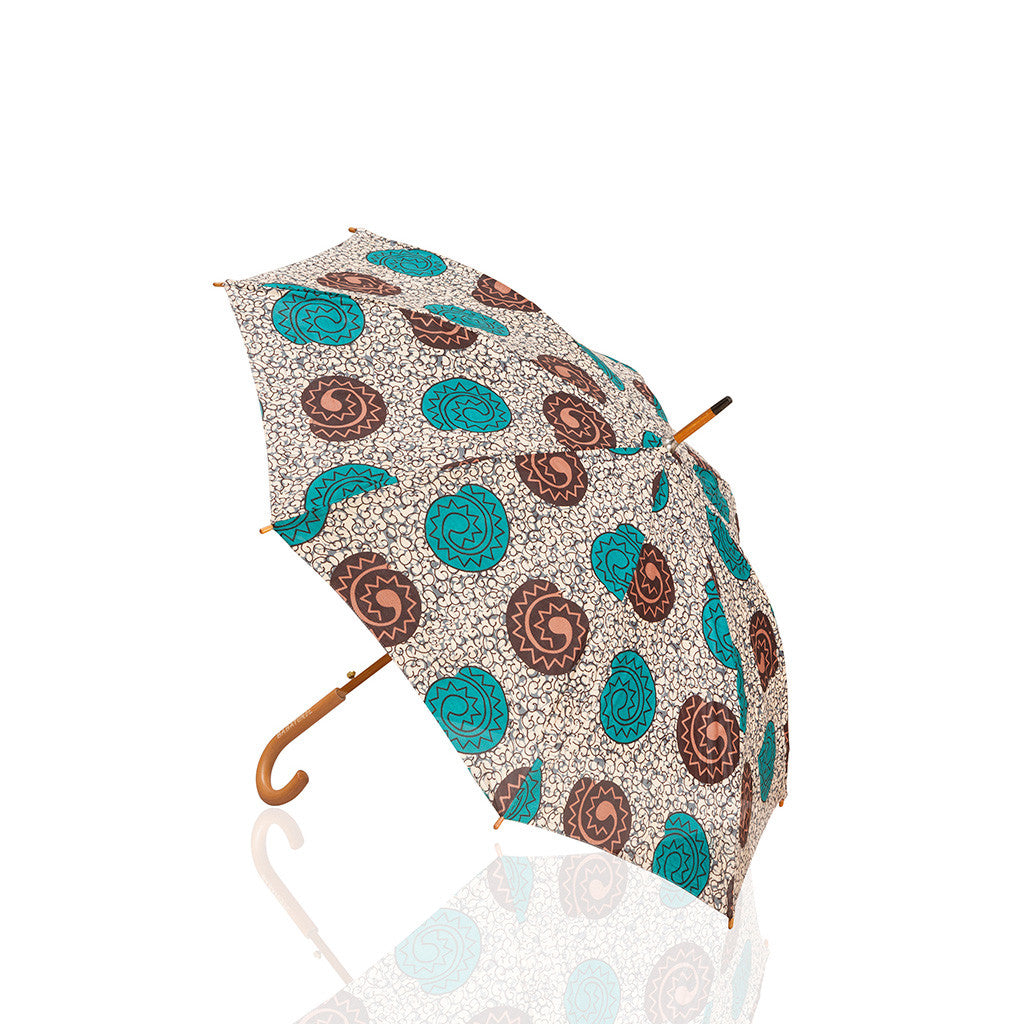 Mosa Umbrella South African Print by Lalibella