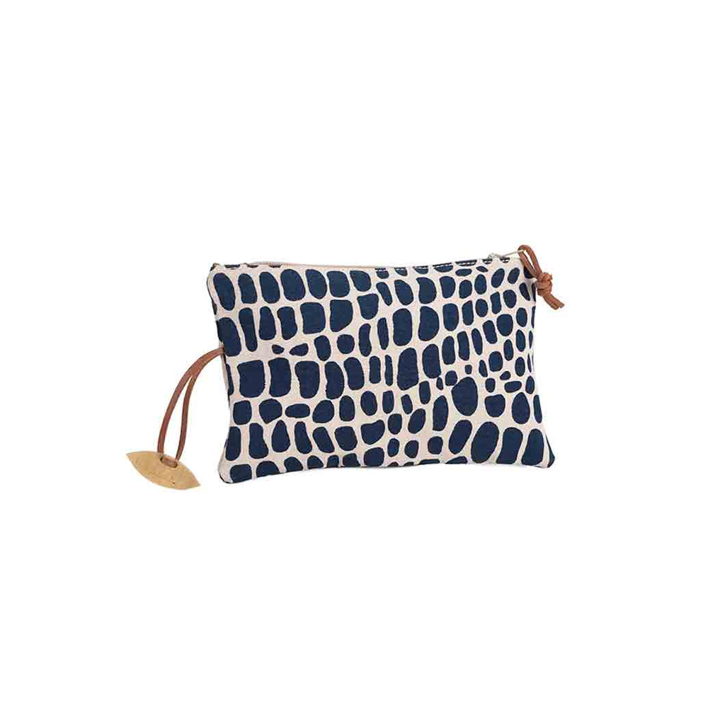 Afar Travel/Make-up Clutch by Lalibella