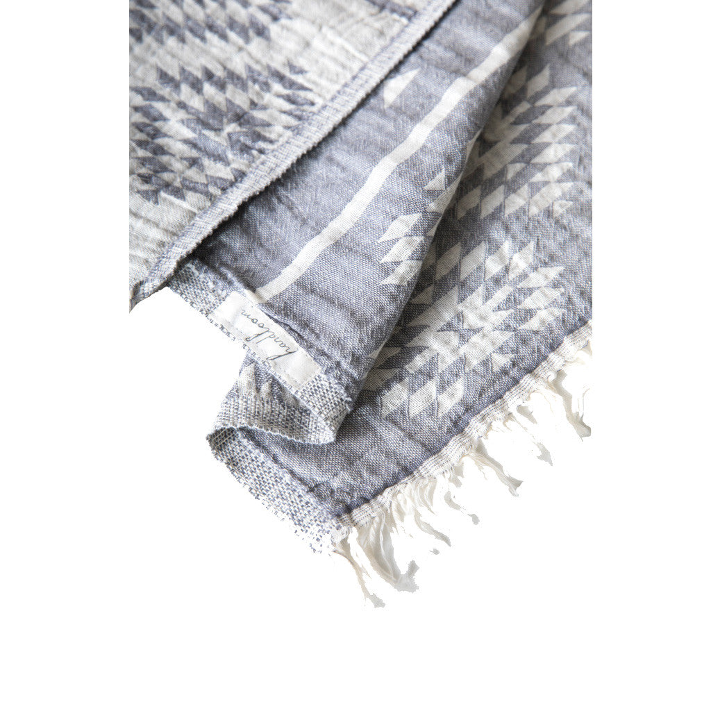 Tribe Turkish Towel by The Handloom