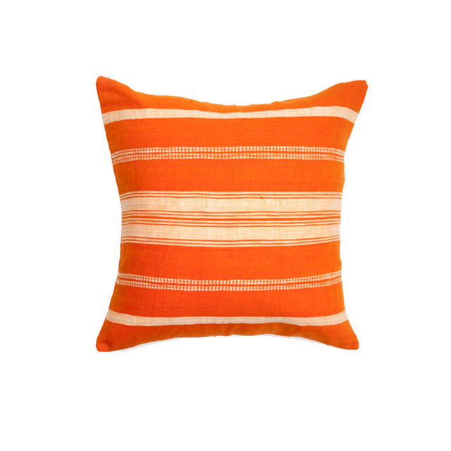 Lalibella Salem Orange Cushion Cover