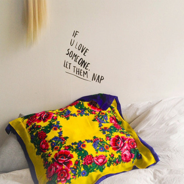 Takrita Cushion by La Liste Tunisienne