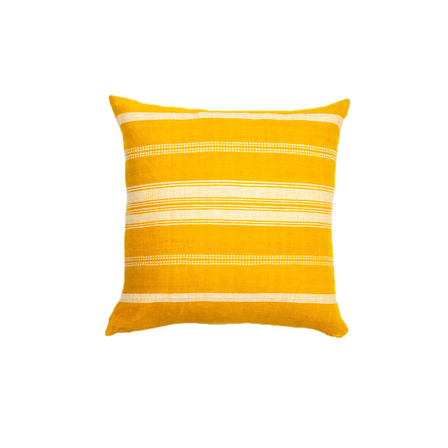 Lalibella Salem Yellow Cushion Cover