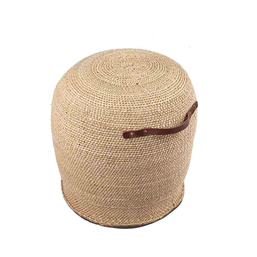 Iringa Stool South African Handwoven by Lalibella