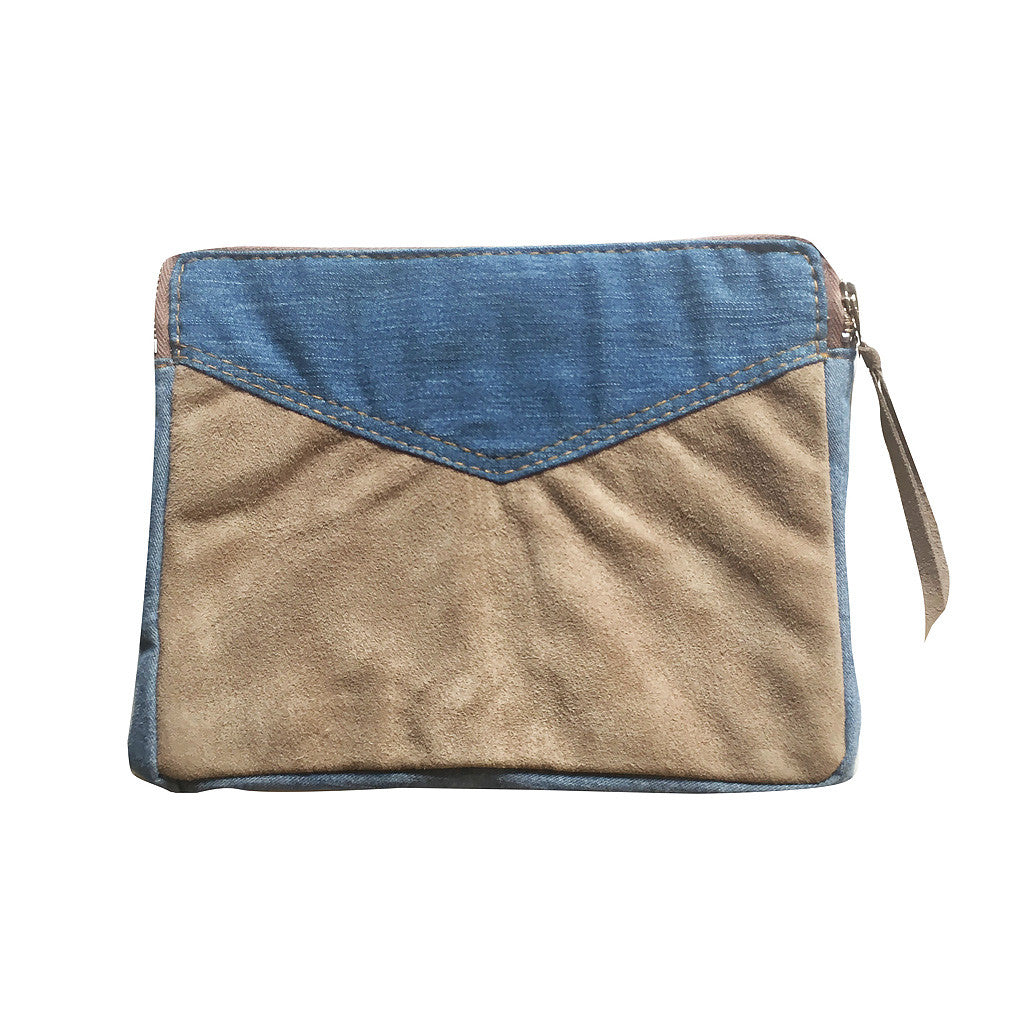 Hedra Zip Pouch by Amber Seagraves