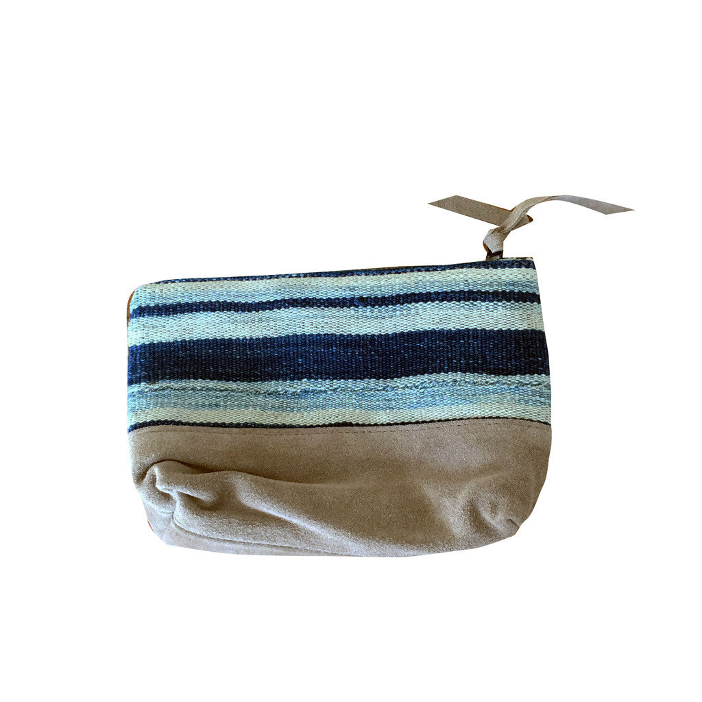 Luek Zip Pouch by Amber Seagraves