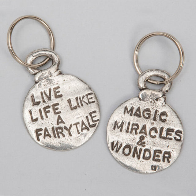 "Keychain Coin ""Magic, Miracles & Wonder"""