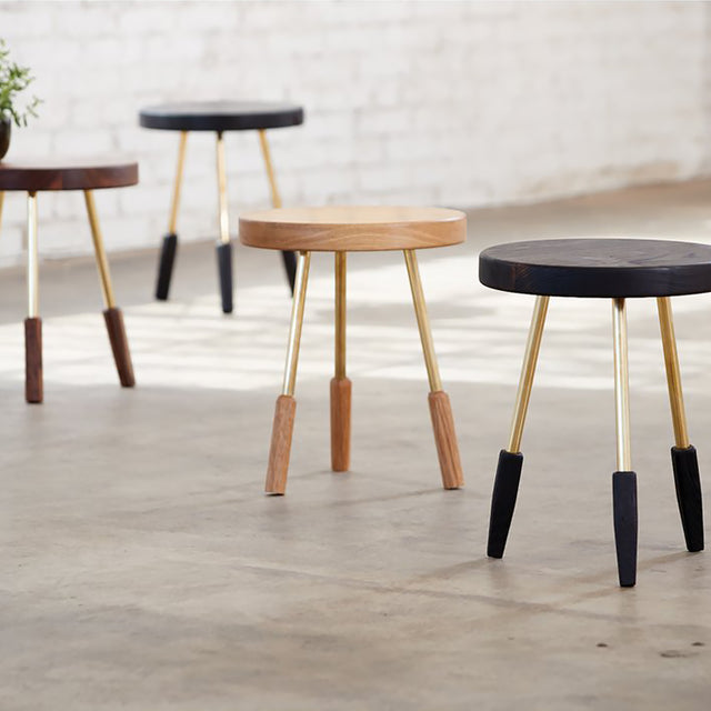 Milking Stools by CBM Design Group