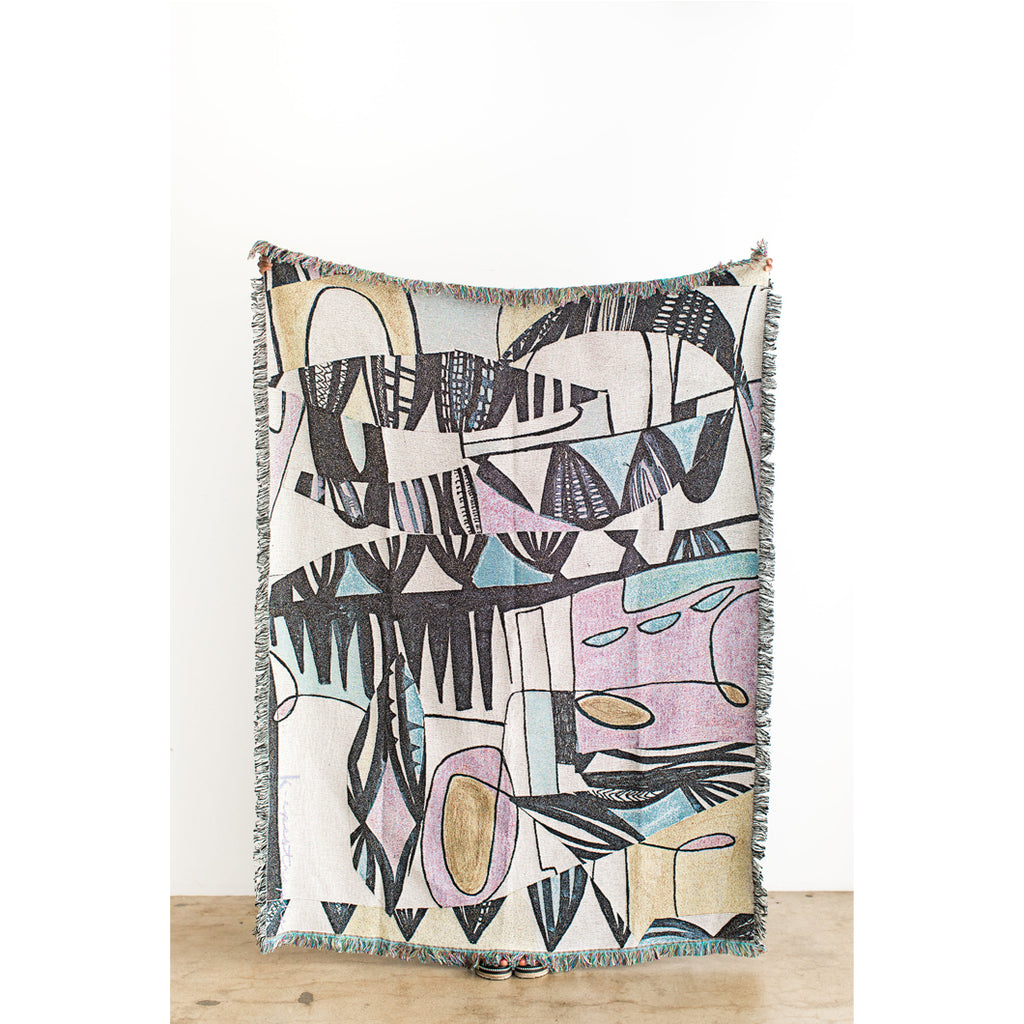 Miro Woven Throw