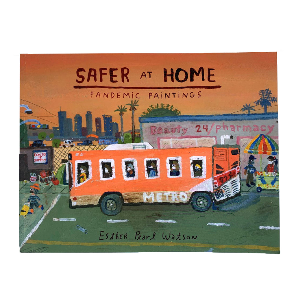 Safer at Home: Pandemic Paintings 2020