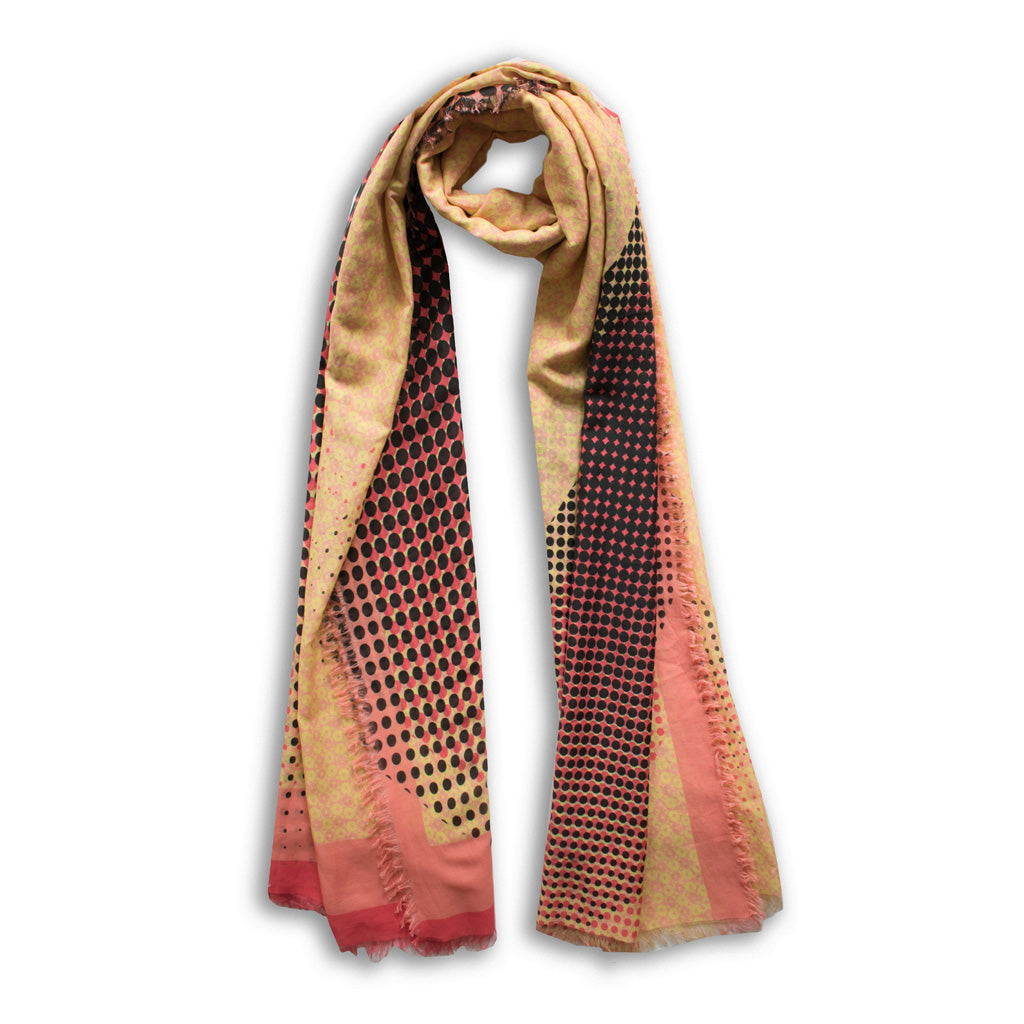 Supersymmetry Scarf by Johanna Michel