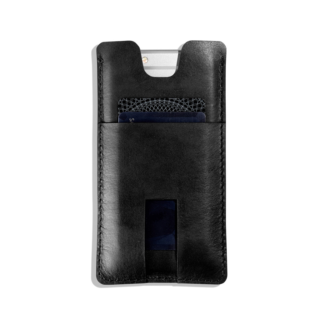 The Goods Leather Phone Sleeve