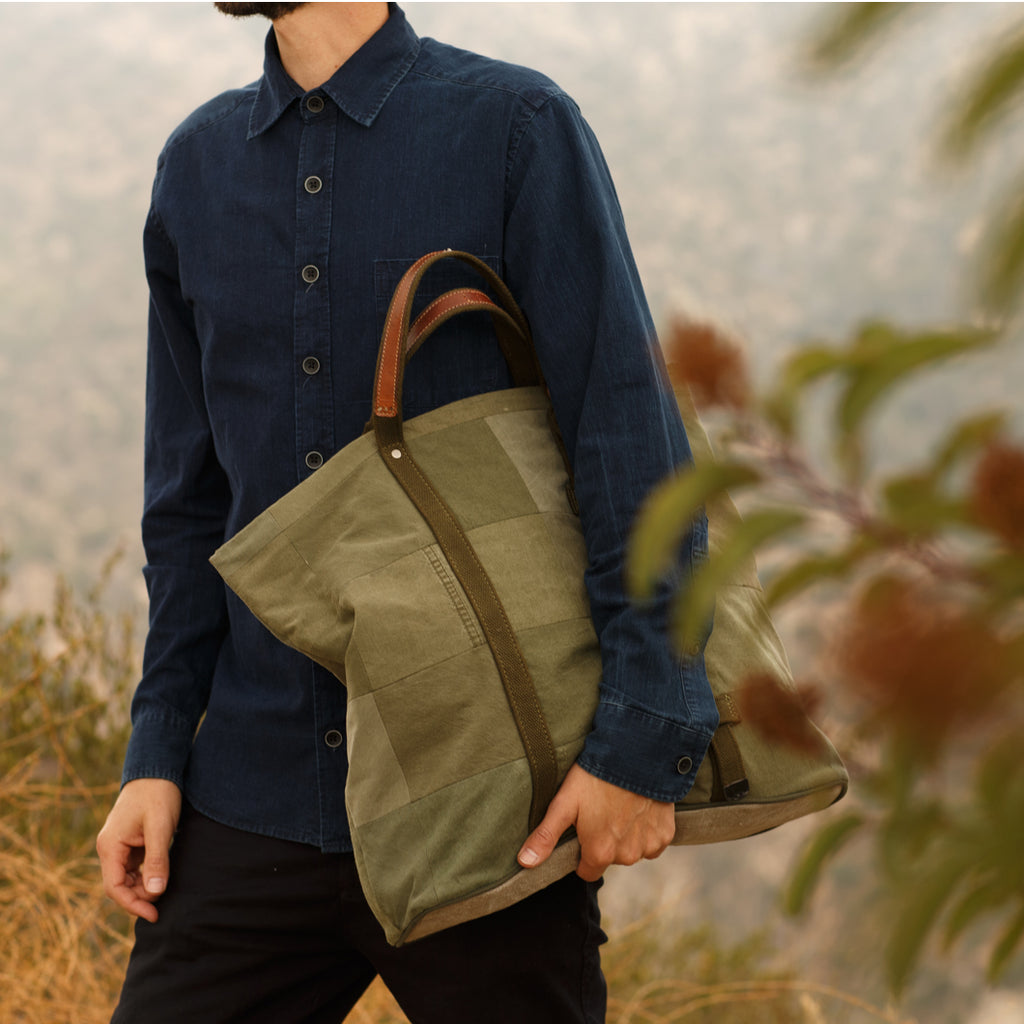 Military Canvas Bag