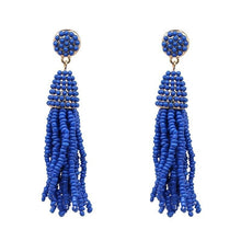 Load image into Gallery viewer, Capri Beaded Earrings
