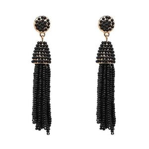 Capri Beaded Earrings