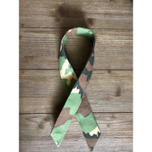 Load image into Gallery viewer, Wired Headband- Camo