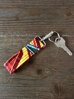 Ankara Print Key Chains