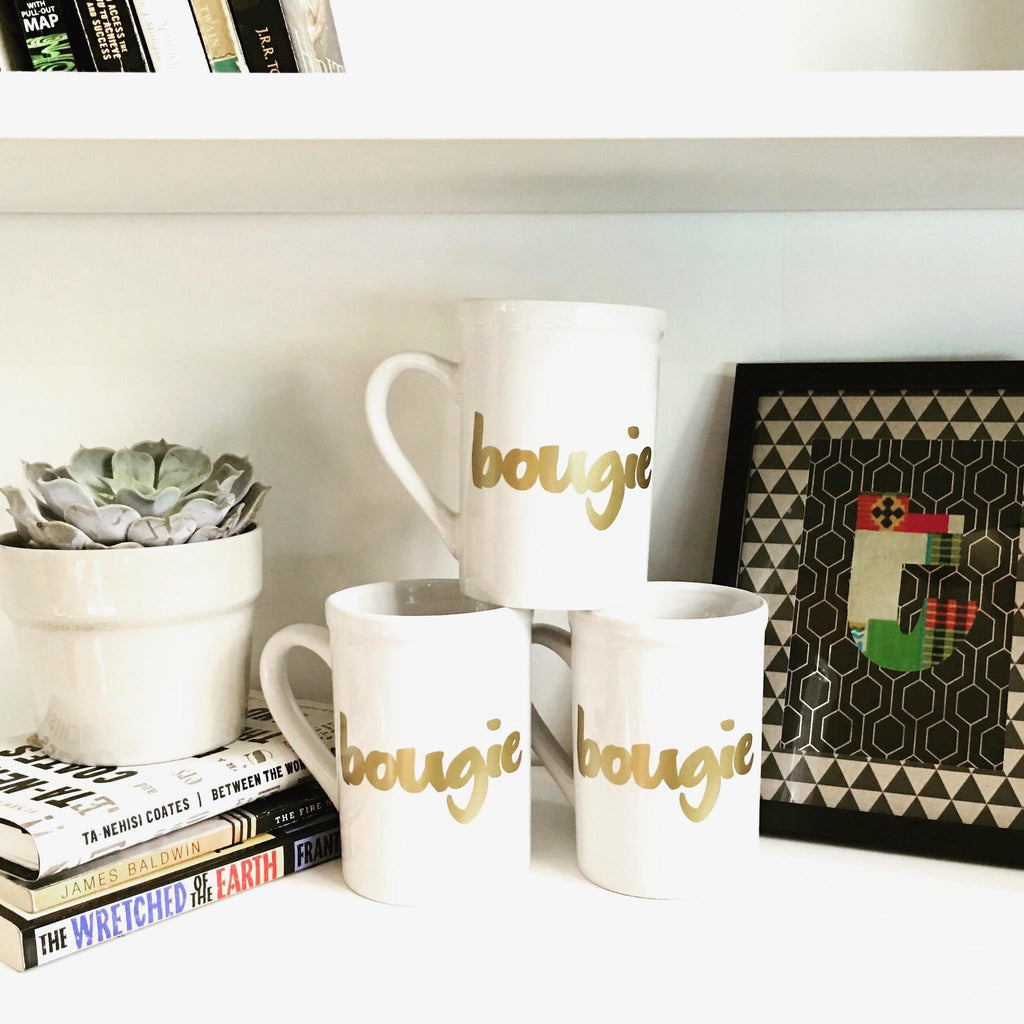 Bougie Coffee Mug- Gifts for Her