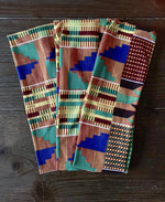 African Print Stretch Headband