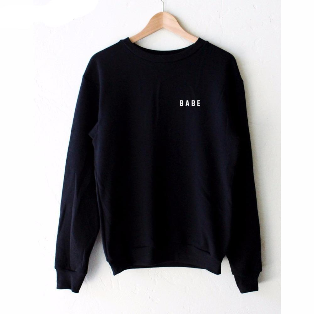 BABE  Long Sleeve T-shirt
