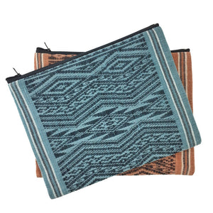 Ocean Tribal Clutch