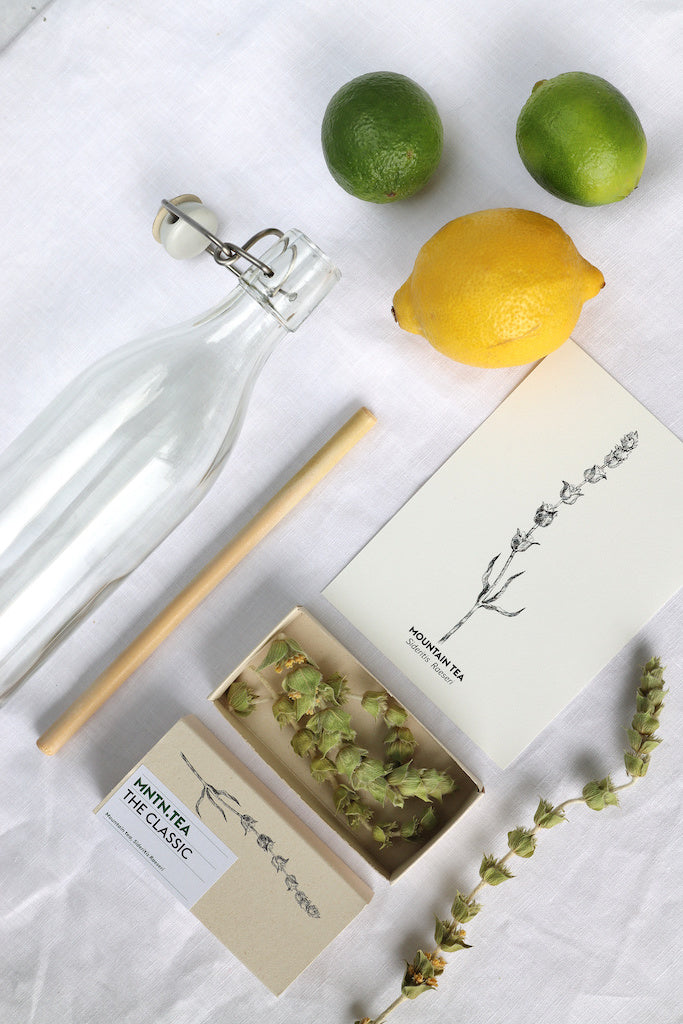 Summer KIT - Make your own refreshing herbal iced-tea