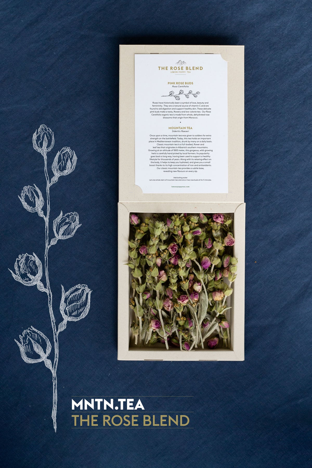 The Rose Blend | Box - Wholesale