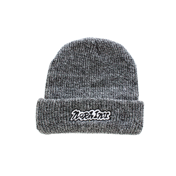 Diner Logo Mixed Thread Beanie