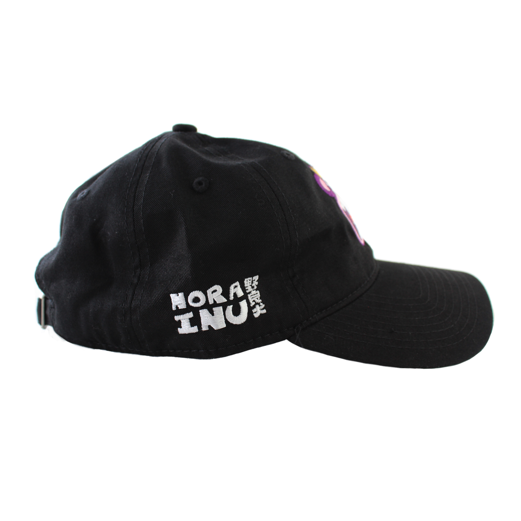 King MuMu Dad Hat (BLACK)