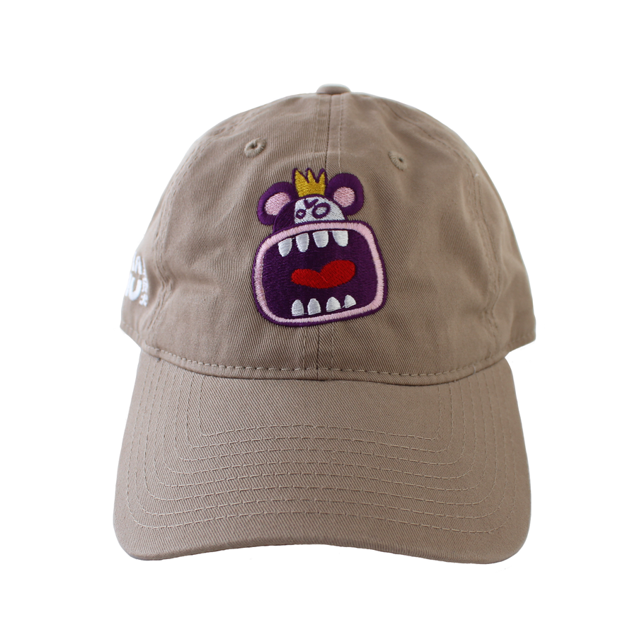 King MuMu Dad Hat (KHAKI)