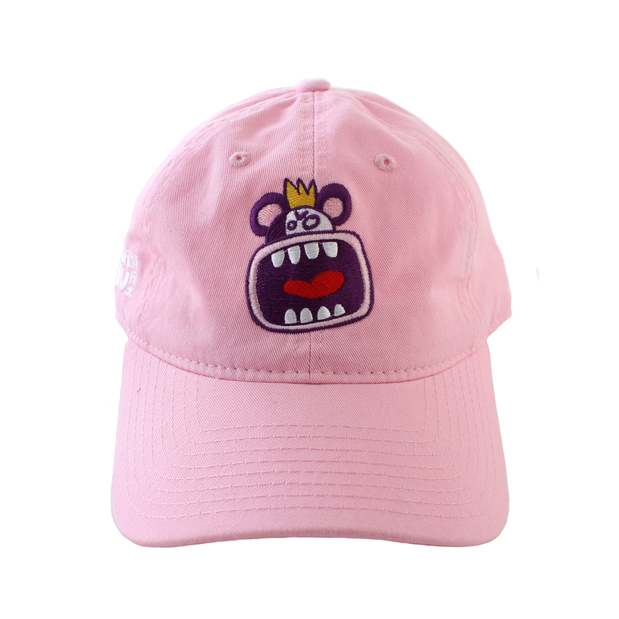 King MuMu Dad Hat (PINK)