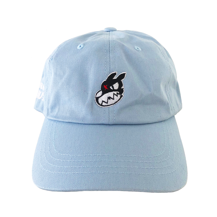 Nora Inu Logo Dad Hat (LT BLUE)